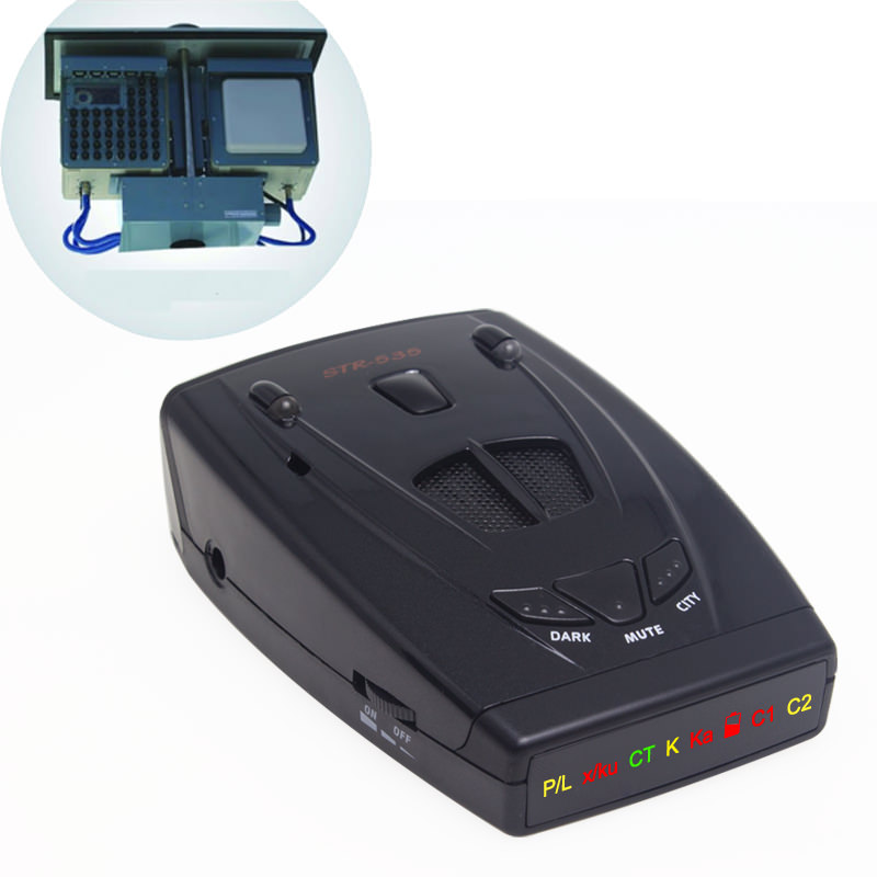 best anti radar car detector strelka alarm system brand car radar laser radar detector str 535. Black Bedroom Furniture Sets. Home Design Ideas