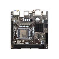 Mini itx MINI 17*17 Original for ASRock B75M ITX Desktop Motherboard B75N B75 LGA 1155 i3 i5 i7 DDR3 16G 100% Fully Test