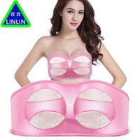 LINLIN Electric breast enhancement instrument Chest massager Breast enlargement Breast underwear Treatment of breast drop