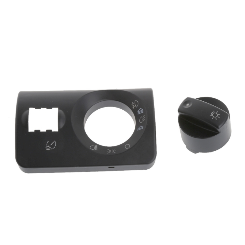 1PC 4B1941531E Headlight Fog Lamp Control Switch Cover For <font><b>AUDI</b></font> <font><b>A6</b></font> Quattro C5 RS6 S6 image