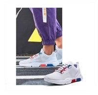 Erke men's shoes 2019 summer new sports shoes men's mesh breathable shoes running shoes authentic wholesale