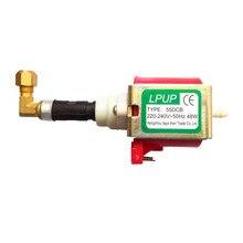 1200W-3000W smoke machine oil suction pump Model 55dcb-voltage 220-240V-50Hz Power 48W цена и фото
