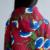 Nueva Moda Casual Cazadora Gabardina Larga de Alta Calidad de Otoño Invierno Gruesa de Algodón Con Capucha de Las Mujeres Mori Chica Abrigo de Más Tamaño