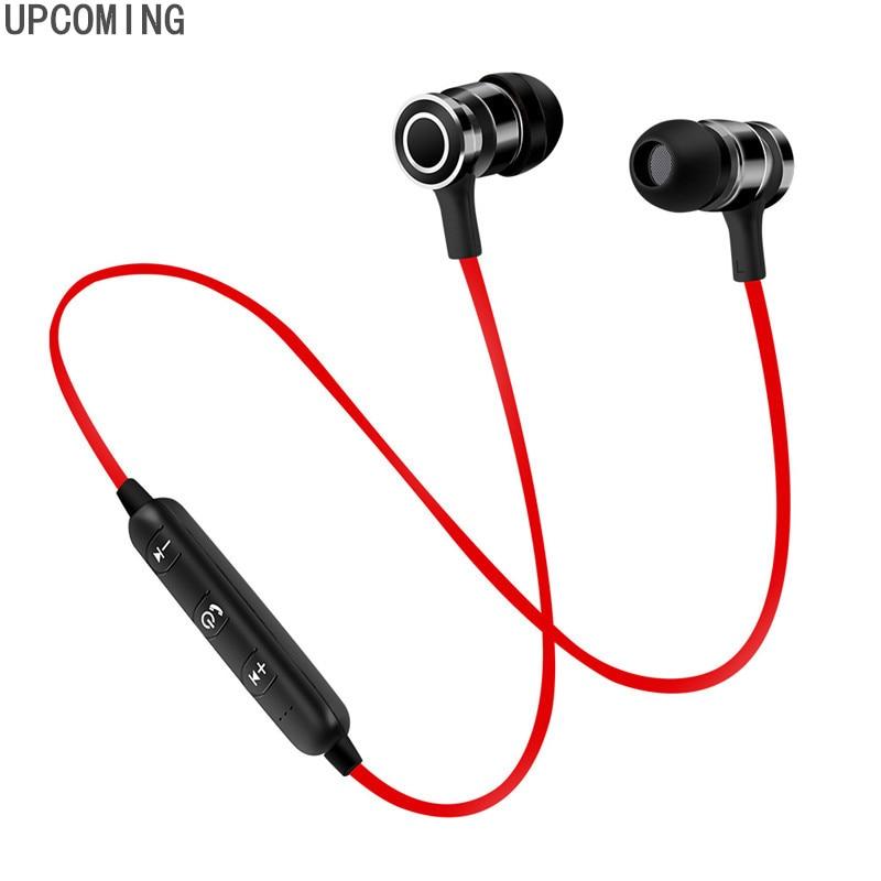 цена на wireless bluetooth earphone headset V4.1 nosice cancelling wireless earphone with mic for xiaomi iphone 7 plus samsung galaxy s9