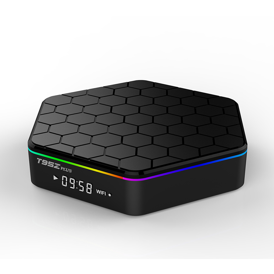 Octa Core S912 3GB/32GB TV Box KODI WIFI Android IPTV BOX T95ZPLUS Support H265 Europe Arabic IPTV Channels Media Player