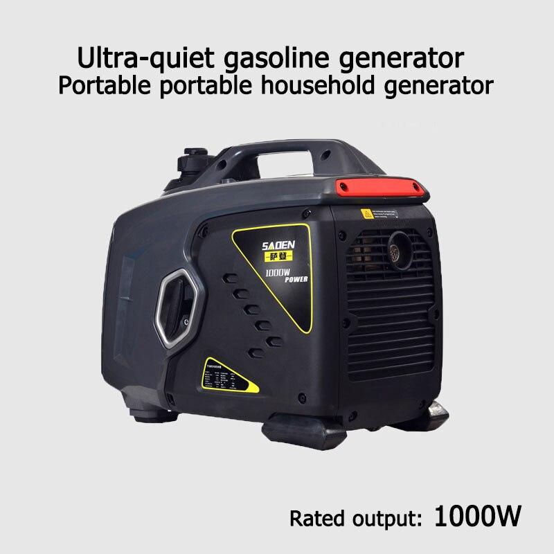 caminhao pequeno do gerador da gasolina do gerador 1000 v da gasolina do inversor portatil ultra