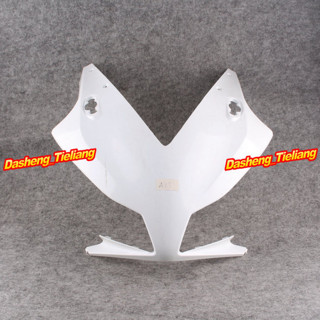 Unpainted Upper Front Cover Cowl Nose Fairing for Honda CBR 1000RR 2012 2013 2014,  Injection Mold ABS Plastic