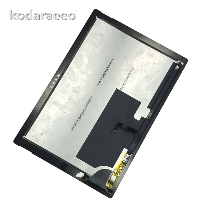 kodaraeeo Full LCD Assembly For Microsoft Surface Pro 3 (1631) TOM12H20 V1.1 LTL120QL01 003 LCD Display Touch Screen Digitizer for microsoft surface pro 4 assembly lcd displays screen touch screen