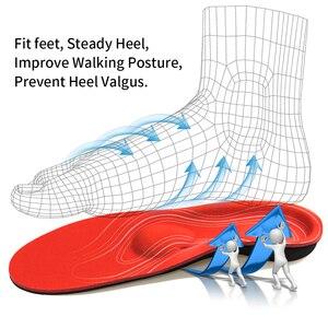 Image 4 - 3angni重度扁平足インソール矯正アーチサポート挿入整形外科インソール痛み足底筋膜炎男性女性の靴