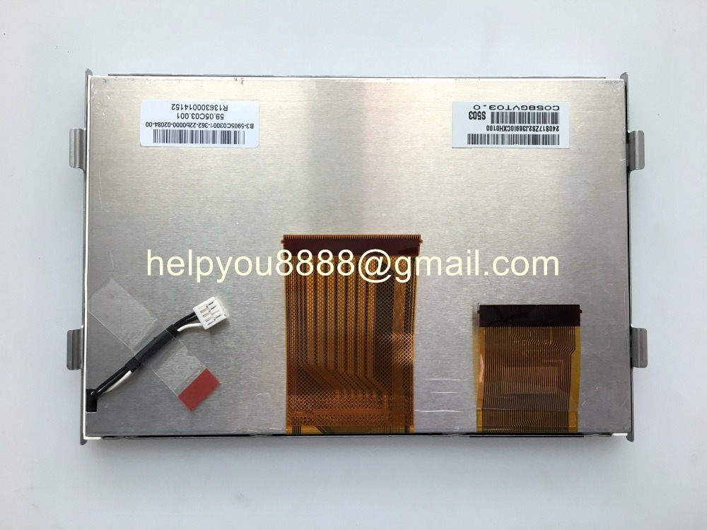 Free shipping Brand New Original C058GVT03 C058GVT03 1 C058GVT03 0 5 8 LCD Display embodied for