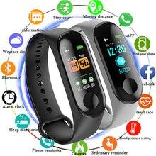 Новые женские спортивные водонепроницаемые часы кровяное давление монитор сердечного ритма Смарт-часы для мужчин и женщин фитнес-трекер шагомер часы