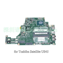 Laprop Mainboard for Toshiba Satellite U840 U845 Intel SR0N9 i3-3217U HM77 HD4000 Motherboard A000211650 DA0BY2MB8D0