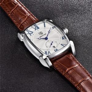 Image 4 - BENYAR Mens Watches Top Brand Luxury Gold Military Man Wristwatch Sport Business Male Clock Waterproof Relogio Masculino 5114