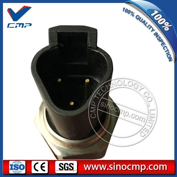 7861-93-1651 Excavator High Pressure Sensor 50Mpa for Komatsu WA380-6 WA430-6 WA470-6 WA500-6 D275A D375A D475A7861-93-1651 Excavator High Pressure Sensor 50Mpa for Komatsu WA380-6 WA430-6 WA470-6 WA500-6 D275A D375A D475A