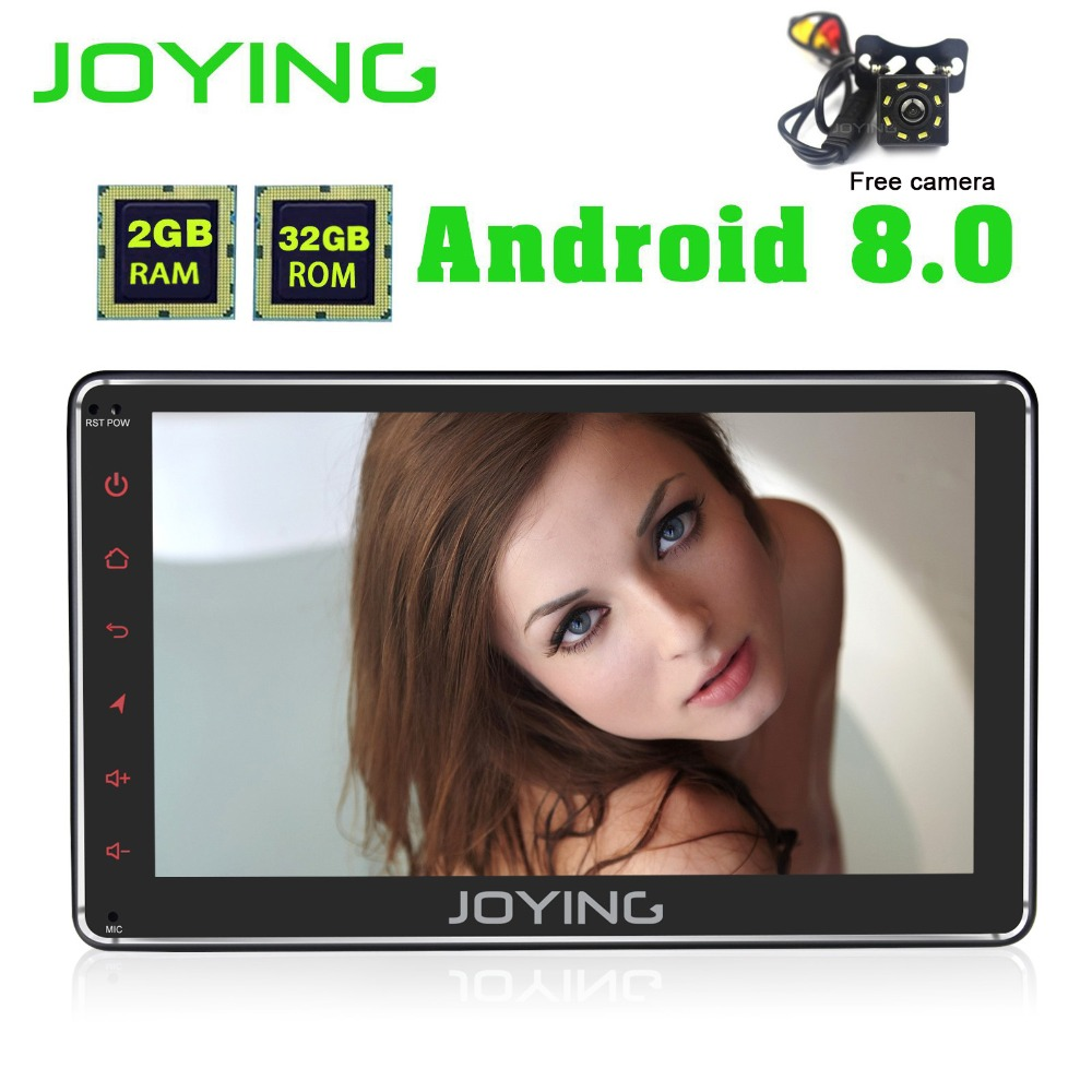 joying 7 single din tape recorder universal android 8 0. Black Bedroom Furniture Sets. Home Design Ideas