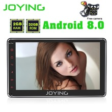 JOYING 7 Single DIN Tape Recorder Universal Android 8 0 Car Radio Stereo GPS Navigation Head
