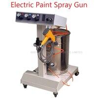 45L Electric paint пистолет распылитель краска лакировочная машина высокого Давление Краски пистолет для татуажа электростатического ружье с поро