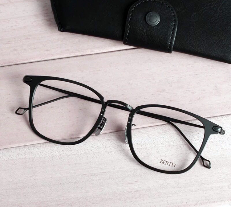 Metal Full Rim Glasses Men Big Size Rectangle Prescription x h fusion Eyeglass Frames For Optical Lenses Myopia and Reading
