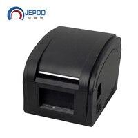 XP-360B принтер штрих-кода на этикетке Термопринтер для печати этикеток 20 мм до 80 мм тепловой принтер штрихкода