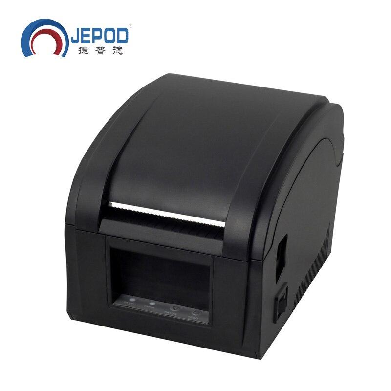 XP-360B impressora de etiquetas de código de barras térmica impressora de etiquetas 20mm a 80 milímetros térmica impressora de código de barras