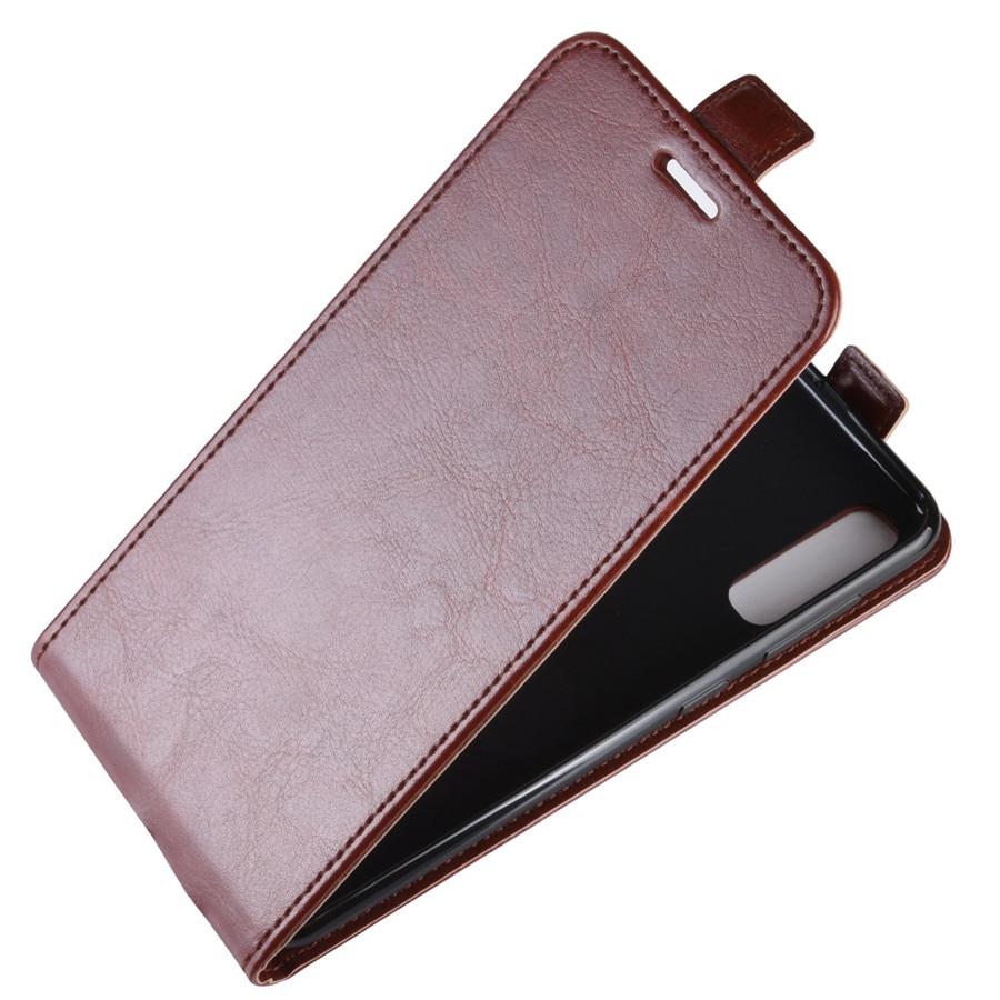 """Для samsung A50 чехол на samsung A50 SM-A505FD Чехол Флип 6.4"""" кожаный вертикальный Чехол книжка для samsung Galaxy A50 A 50 A505 крышка"""