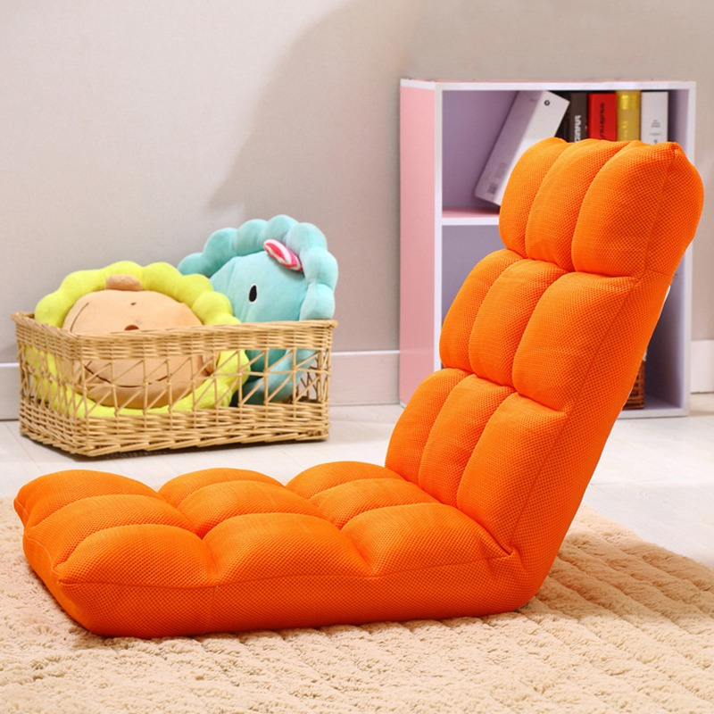 Folding Sofa Bed Furniture Bedroom Living Room Relax Chair Floor Lounger Lazy Adjustable