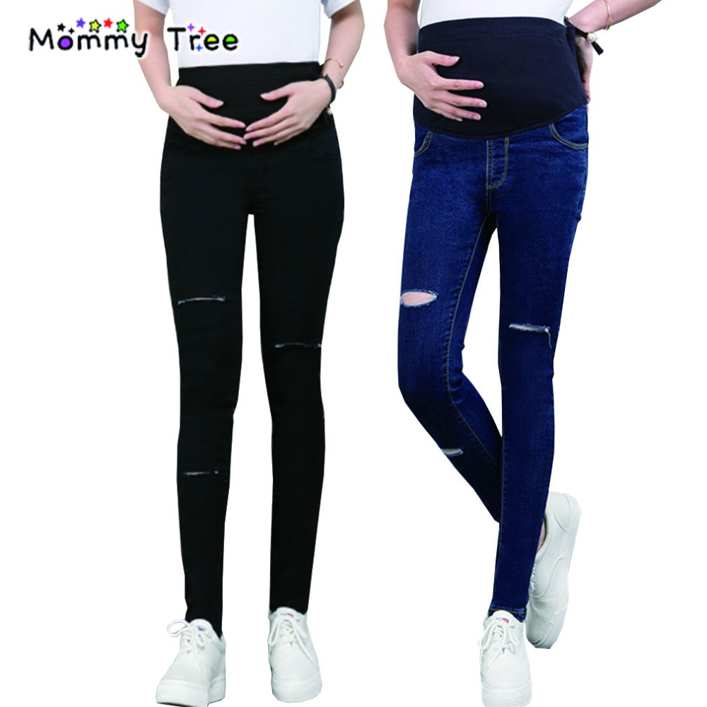 Popular Maternity Ripped Jeans-Buy Cheap Maternity Ripped Jeans