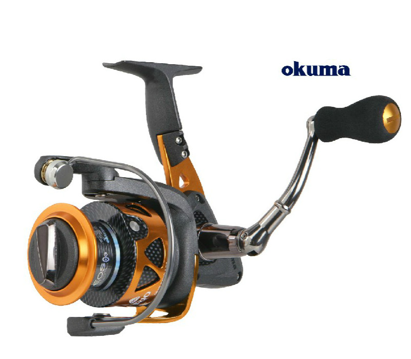 Fishing tackle okuma trio trio-30h for freshwater lure spinning wheel fishing reel abn amro world tennis tournament 2019 14 02 19 30h