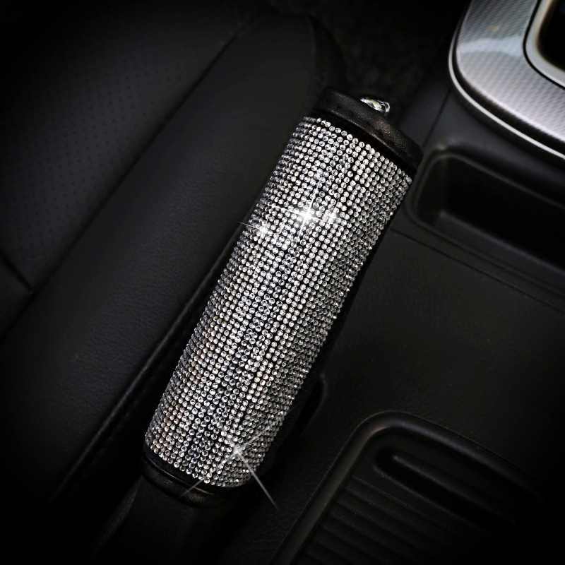 New-Full-Crystal-Handbrake-Cover-Sleeve-Diamond-Premium-Leather-Gear-Shift-Cover-Car-Styling-Interior-Accessories (4)