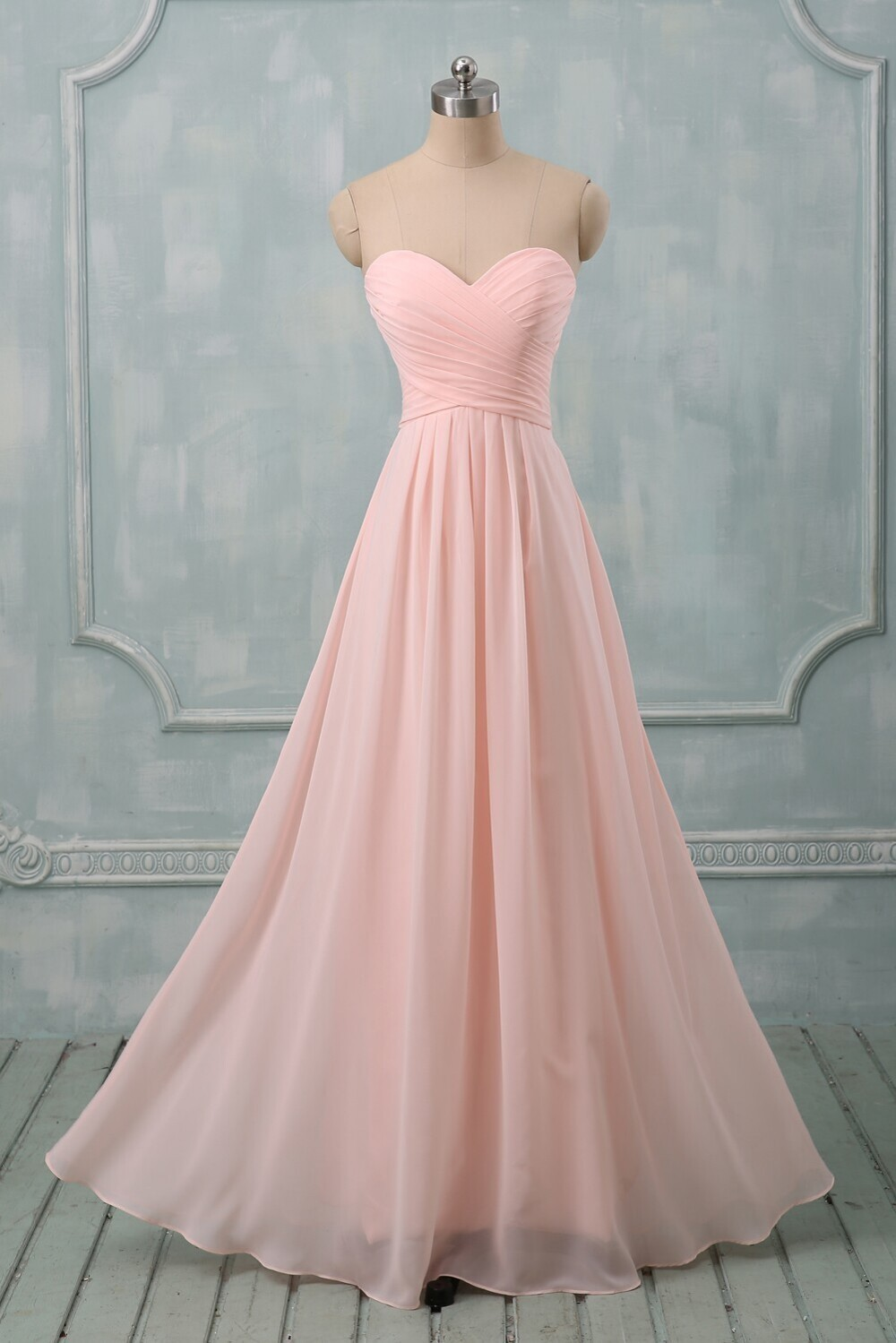 Free shipping pastel colors bridesmaid dresses to wedding party free shipping pastel colors bridesmaid dresses to wedding party long a line sweetheart chiffon formal dress vestidos in bridesmaid dresses from weddings ombrellifo Image collections