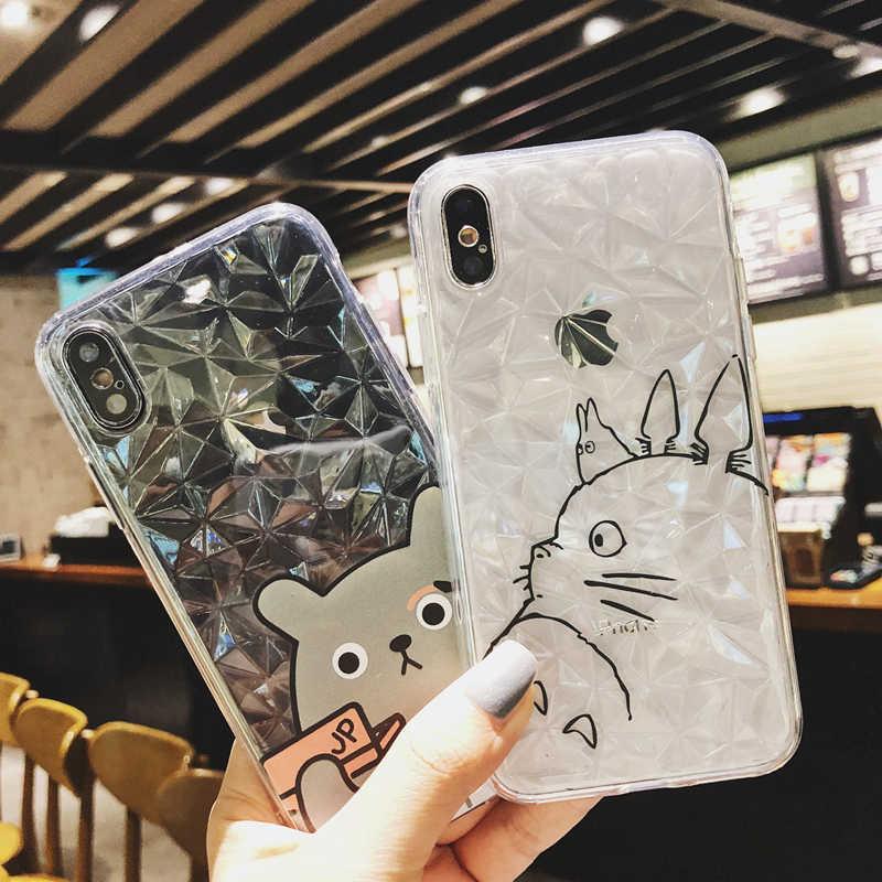coque iphone x totoro