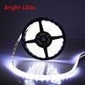 Promoción Impermeable de la Tira LED SMD3528 LED los 5 M 60 60leds/m DC12V Luz de Tira Flexible de ahorro cordón de iluminación de alta calidad