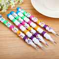 1PCS/Lot Stationery Cute Snowman Pencils Cartoon Gift Pencil With 5 Segments Assembled School And Office Supplies