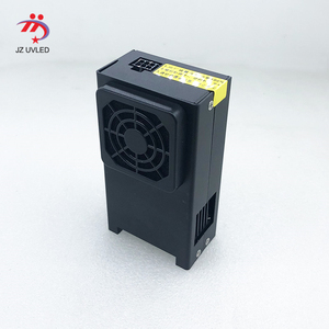 Image 2 - مروحة التبريد الصغيرة الأشعة فوق البنفسجية امب 39nm الخطي LED علاج جهاز ل DX5 الأشعة فوق البنفسجية طابعة مسطحة الحبر علاج الأشعة فوق البنفسجية LED هلام علاج 36nm اختيار