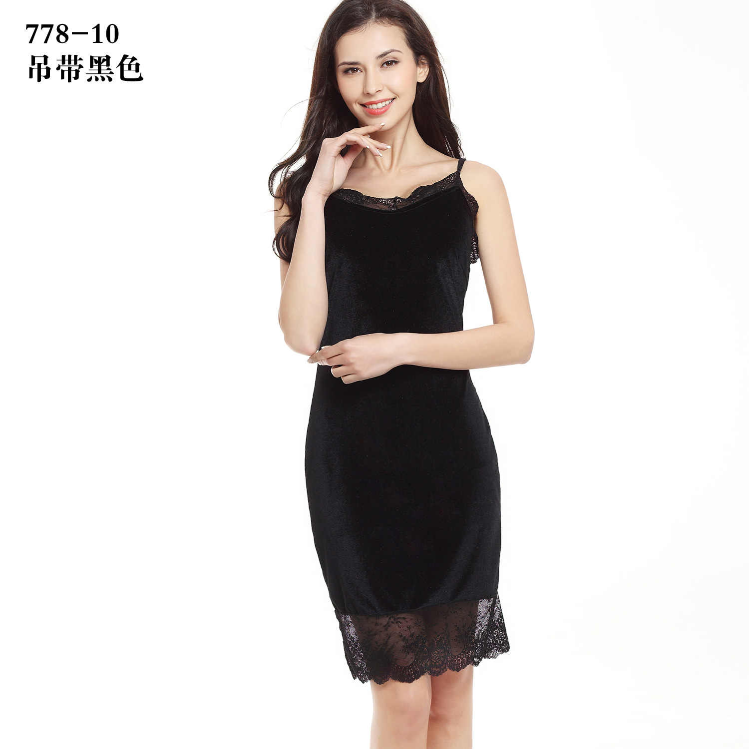 a6f0331e83fa0 ... Hot sale women dresses new arrival sexy lace stitching swan gold velvet  harness dress ebay bag