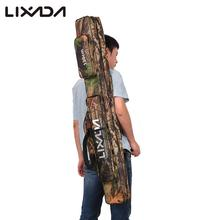 Lixada 130/150cm Fishing Bags Fishing Rod Pouch Reel Outdoor Multi-purpose Oxford Fishing Pole Storage Bag Case Fish Gear Pesca