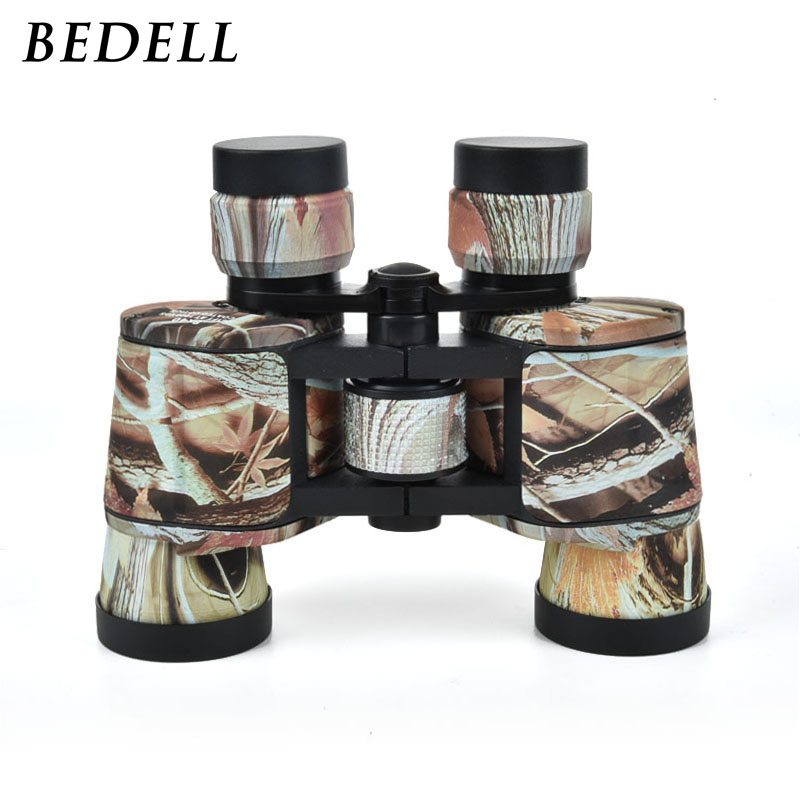ФОТО BEDELL Brand 8x40 Outdoor Binoculars Telescope  Maple Leaf Camouflage Pattern Hunting Accessories Nightvision Telescope YP006