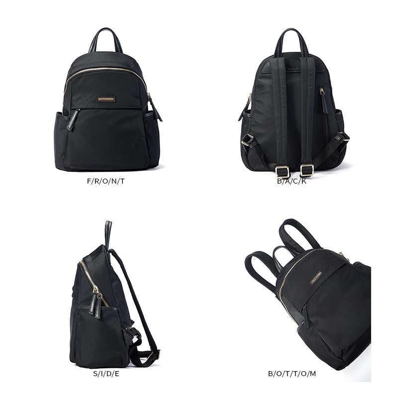 EMINI HOUSE нейлоновый многофункциональный рюкзак, водонепроницаемый нейлоновый рюкзак, женская сумка через плечо, рюкзаки для девочек-подростков, школьная сумка