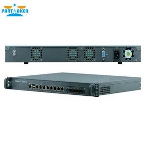 Image 3 - 1U netzwerk Firewall Router System mit 8 ports Gigabit lan 4 SPF Intel i3 4160 3,6 Ghz Mikrotik PFSense ROS wayos 4G RAM 128G SSD