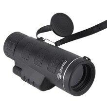 Cheapest prices 40×60 HD Dual Focus Optic Lens Monocular Telescope Binoculars Multi Coating Lenses Dual Focus Optic Lens Day Night Vision Hot