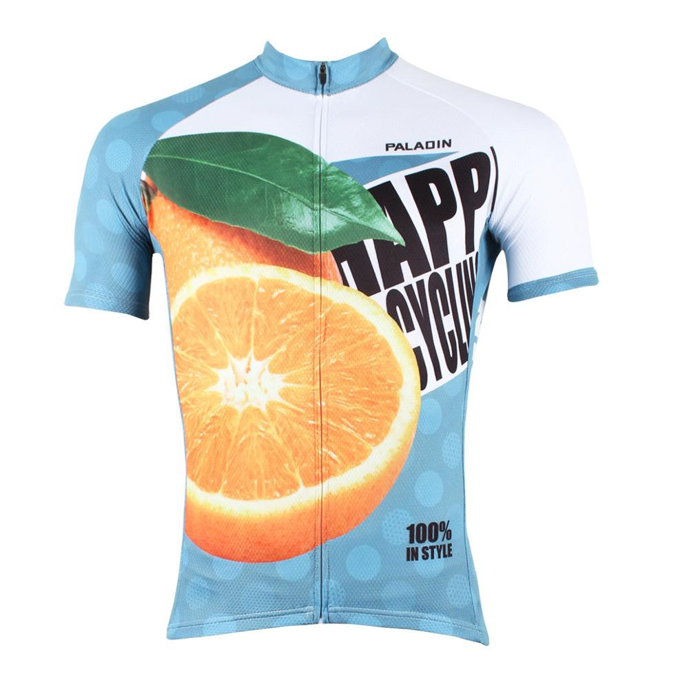 176 Wicking Cycling Jersey Spring Summer orange Bicycle adequate quality Sleeves well Clothing Shirts Wear Mountain Bike Jerseys women s cycling shorts cycling mountain bike cycling equipment female spring autumn breathable wicking silicone skirt
