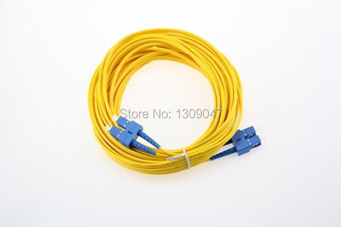 6.5M square head optical fiber cable for large format digital printer inkjet printer
