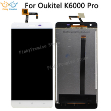 For Oukitel K6000 Pro LCD in Mobile phone