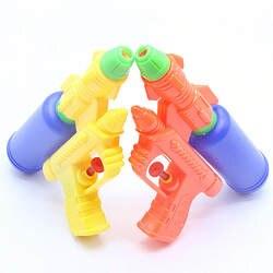 Новый летний пляжный игровой водный детский игрушечный летний пластиковый детский водяной пистолет