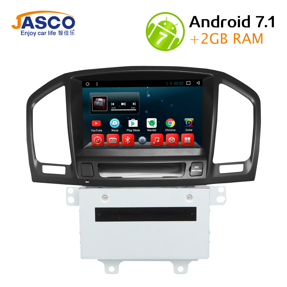Android 7 1 1Car DVD Player GPS Navigation multimedia for Opel Insigina CD300 CD400 Regal Vauxhall