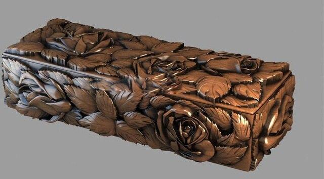 D stl model for cnc router engraver carving machine relief artcam