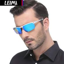 LEIMI New Arrive Sunglasses Mens Polarized With Original Box Sun Glasses Eyewear Accessories Oculos de Sol Masculino
