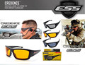 ESS Credence Polarized Sunglasses UV protection Military O Glasses TR90 Army Google Bullet-proof Cycling Eyewear vole JBR