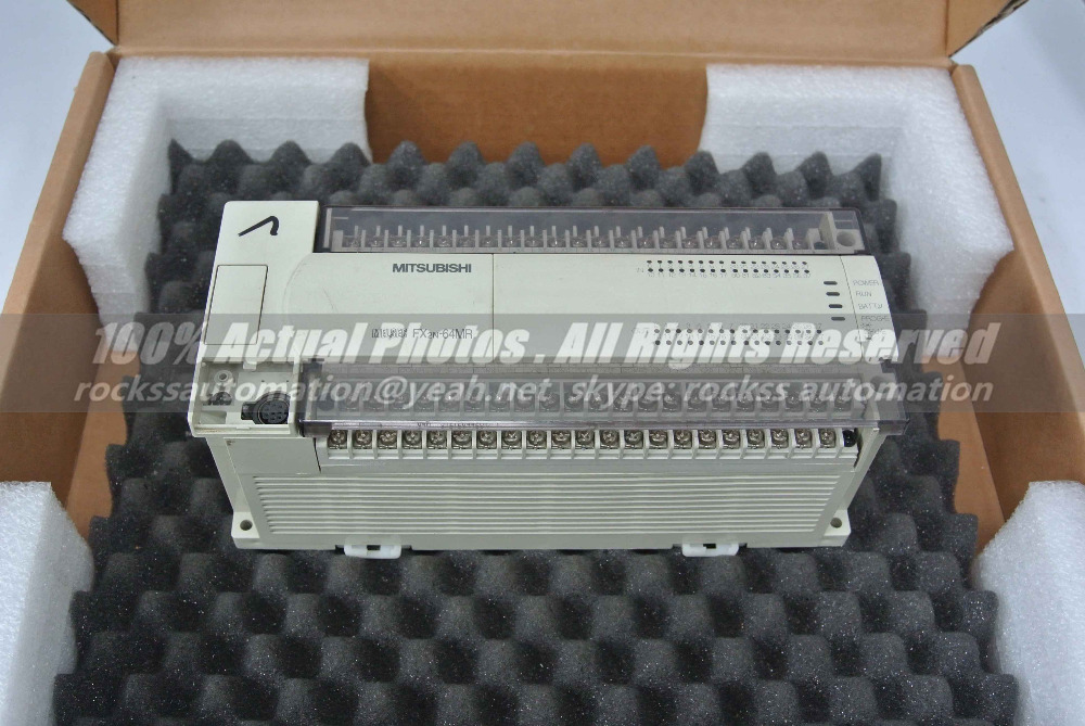 FX2N-64MR-001 Used In Good Condition With Free DHL / EMS шапка herschel abbott heathered oatmeal