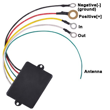 35 ebay wireless winch remote wiring diagram  wiring
